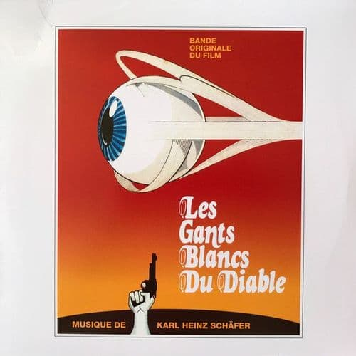 Karl Heinz Schafer<br>Les Gants Blancs Du Diable (Bande Originale Du Film)<br>LP